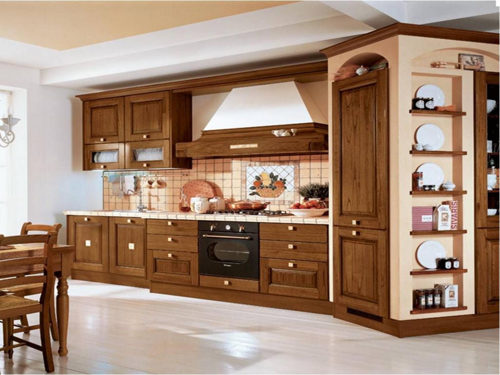 Proposte D'arredo Cucine Laura Di Cucine Lube #381C0C 1600 1201 Foto Di Cucine Americane