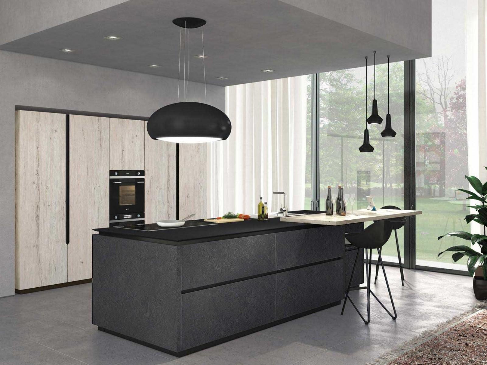 Proposte d 39 arredo cucine cucina oltre di cucine lube for Cucina oltre lube