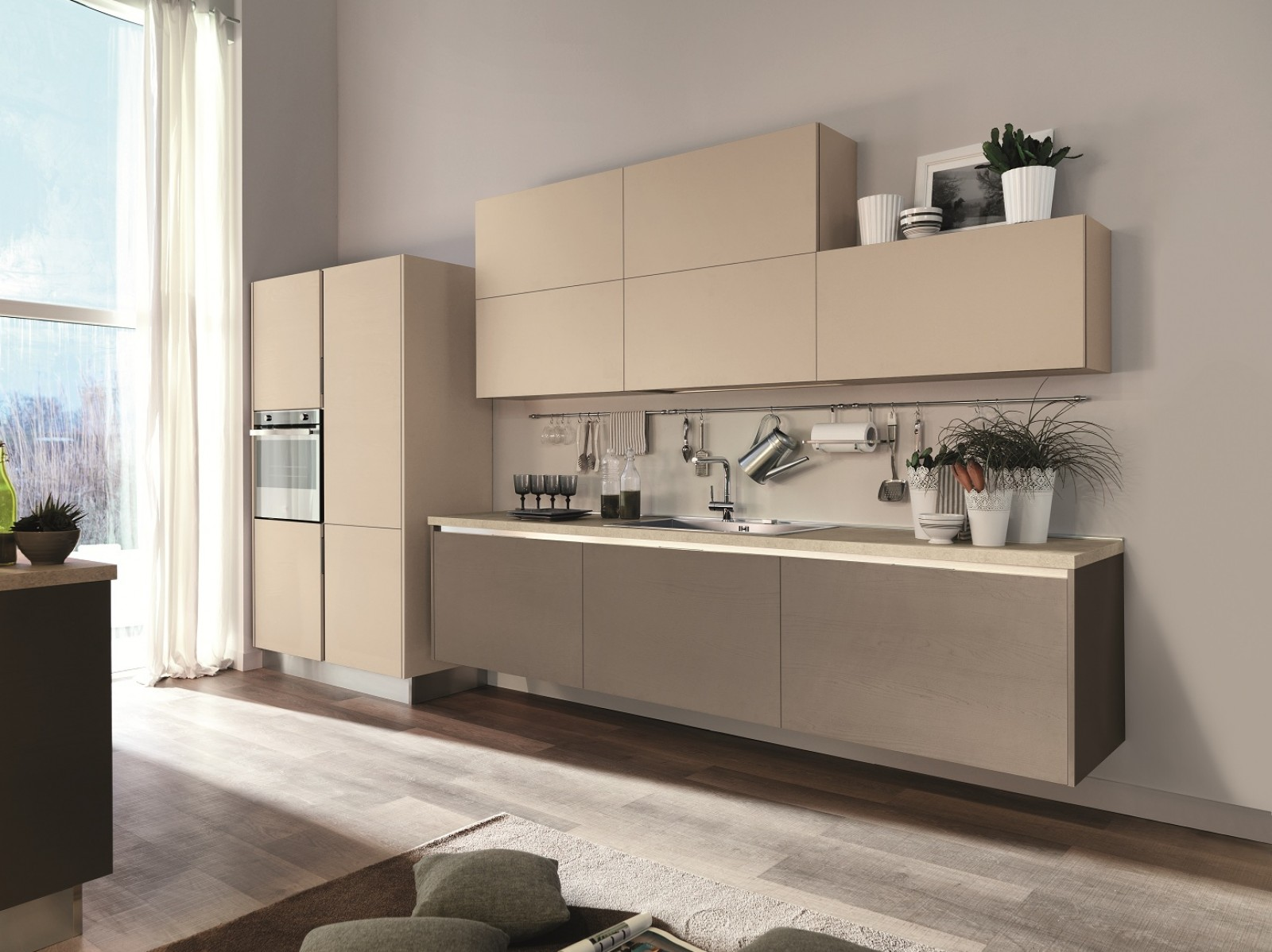 Cucine Lube Modello Essenza - sistemagiocoitalias.info
