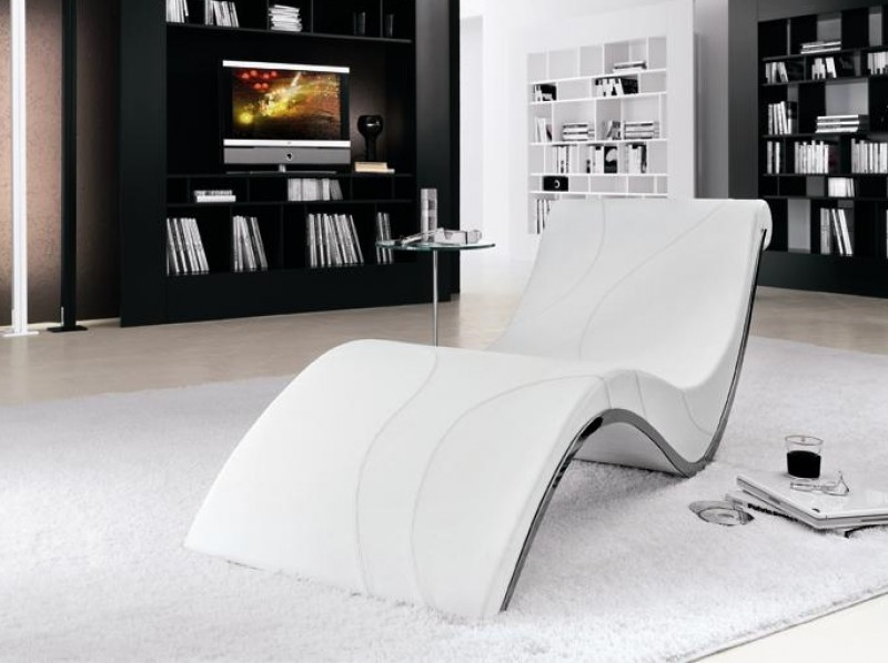 "Chaise longue ""Sylvester"""