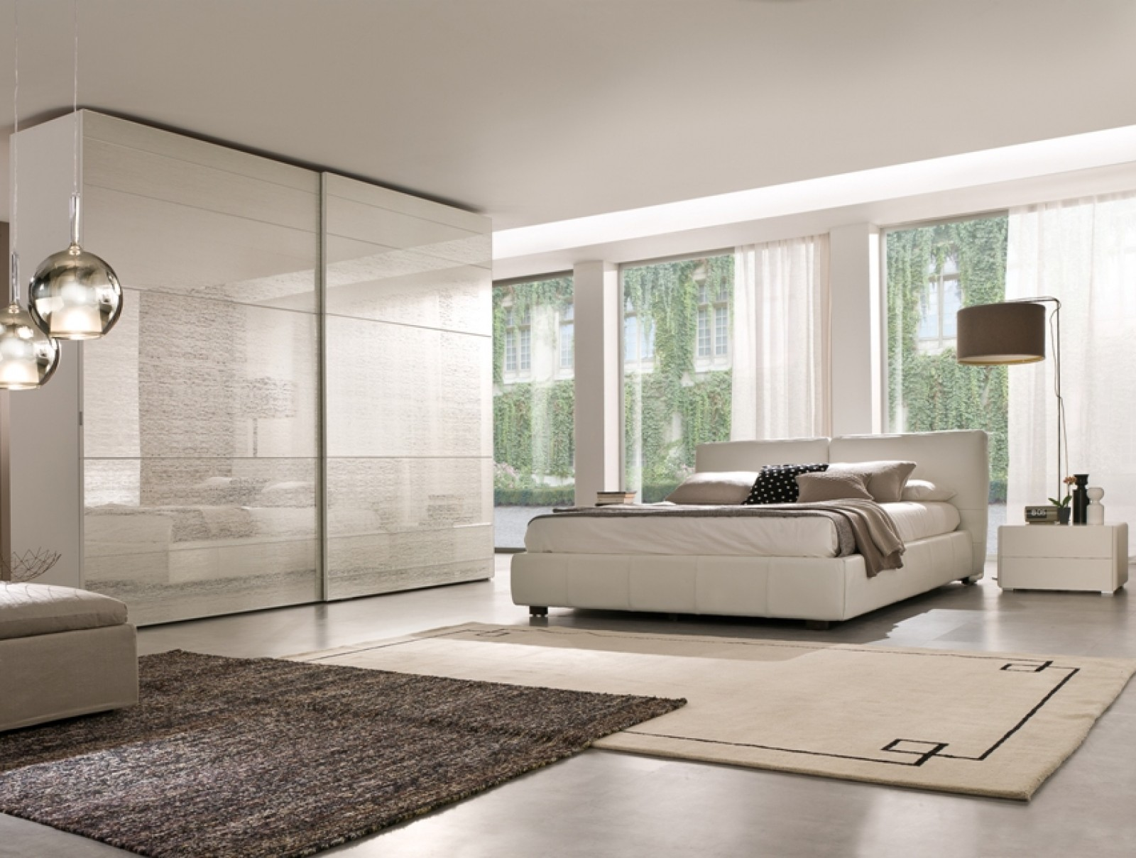 Proposte d 39 arredo zona notte camera moderna di for Mb arredamenti camere da letto