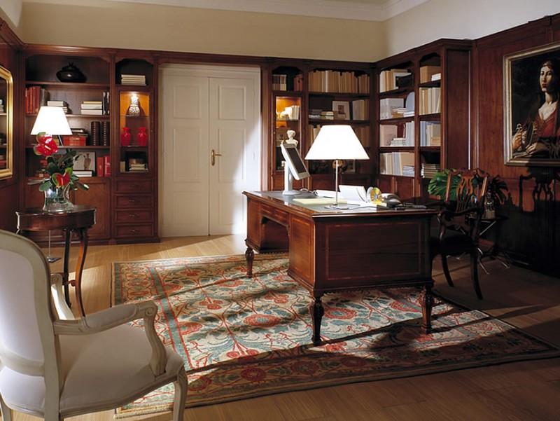 Arredamento studio casa classico tm18 regardsdefemmes for Casa arredo ufficio