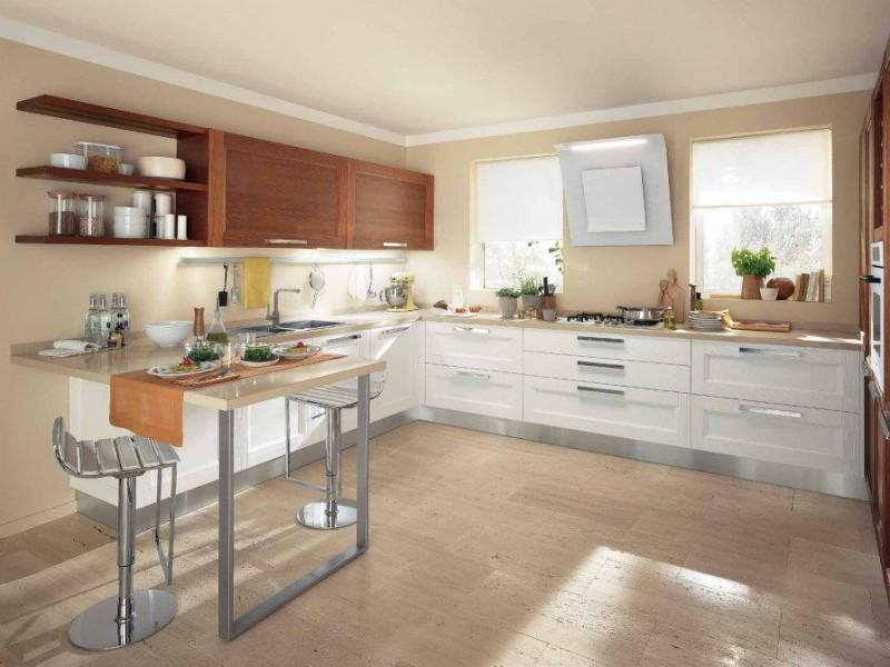Proposte d 39 arredo di franco gulotta arredamento camere for Penisola mobile cucina