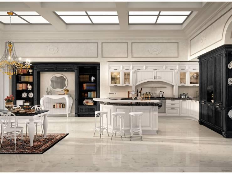 Proposte d 39 arredo cucine cucina pantheon di cucine lube - Cucina lube pantheon ...