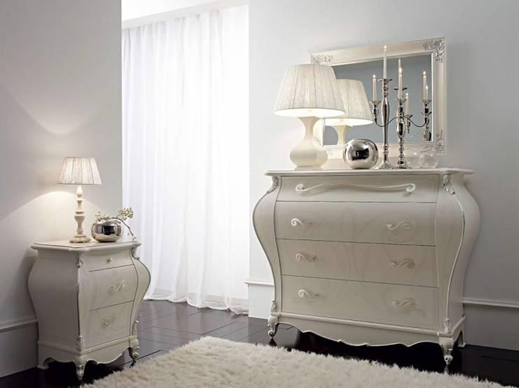 Proposte d 39 arredo di franco gulotta arredamento camere for Camere da letto stile contemporaneo